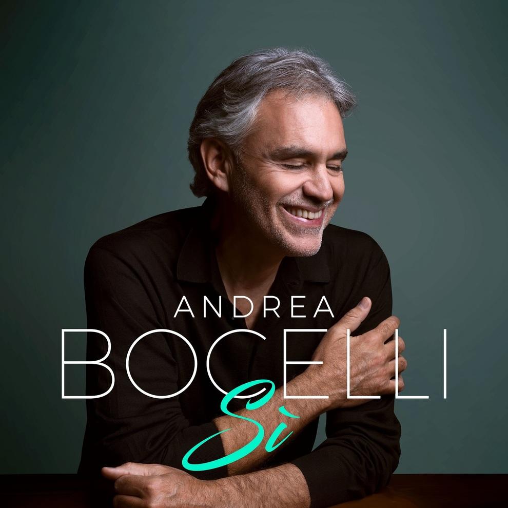 Il mondo della musica celebra Bocelli n.1 negli Usa