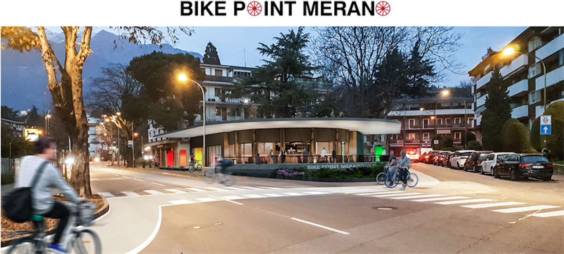 Bike point in via Piave a Merano: la Giunta sceglie la via del ...