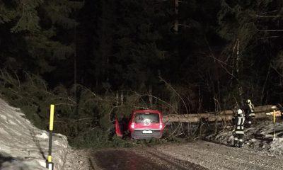 incidente vento Alto Adige