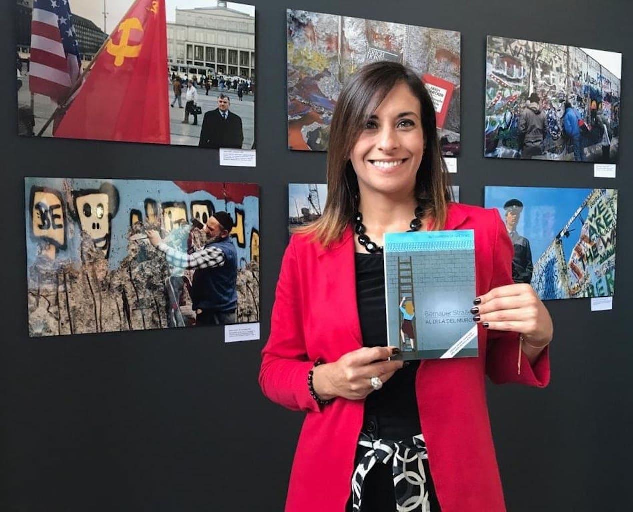 """Alessandra Bianchi Architetto bernauer straβe – al di là del muro"""" e berlino: intervista"""