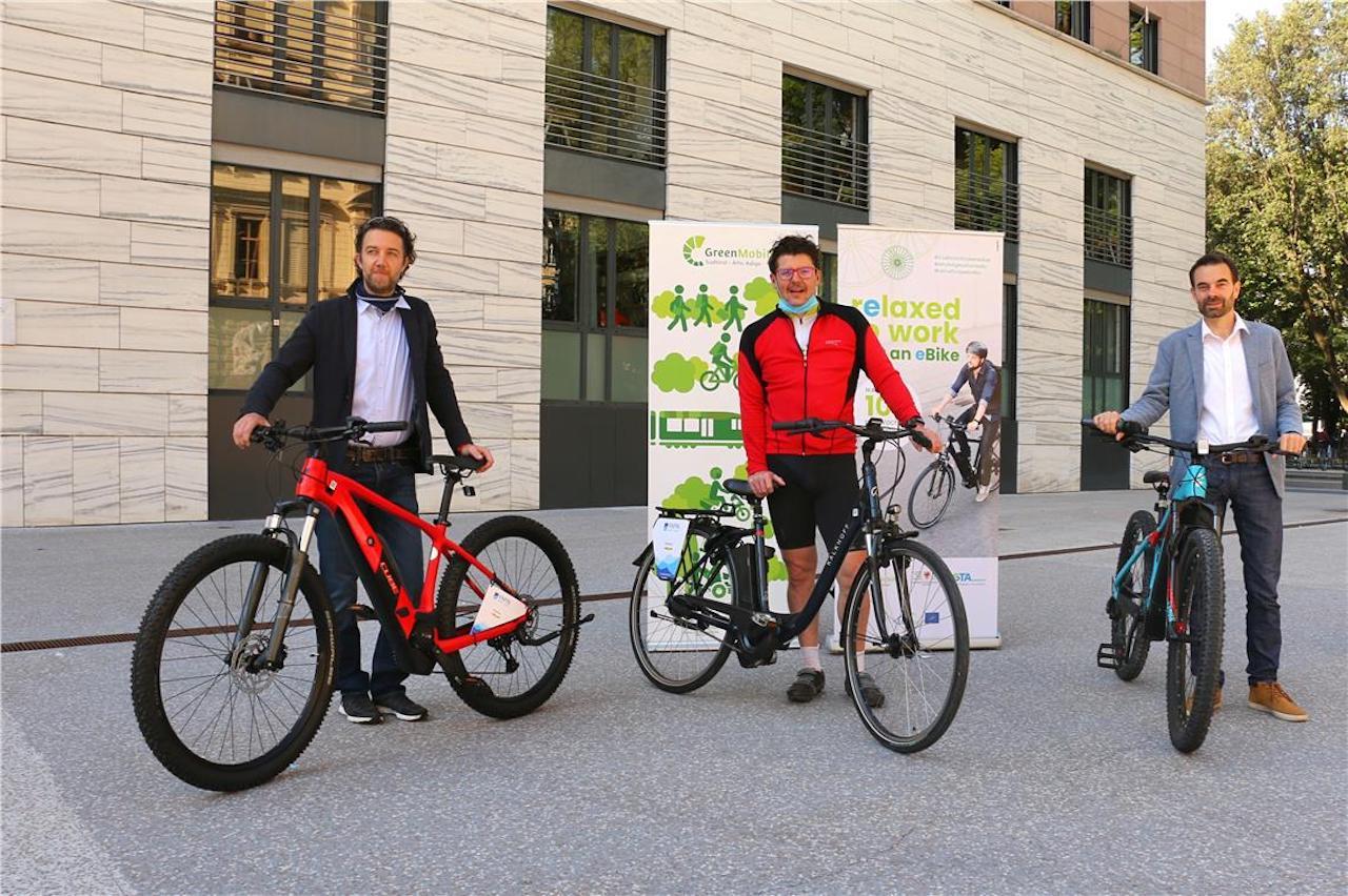 Fino Al 18 Luglio Ebike Da Testare Per Andare Al Lavoro In Bici La Voce Di Bolzano