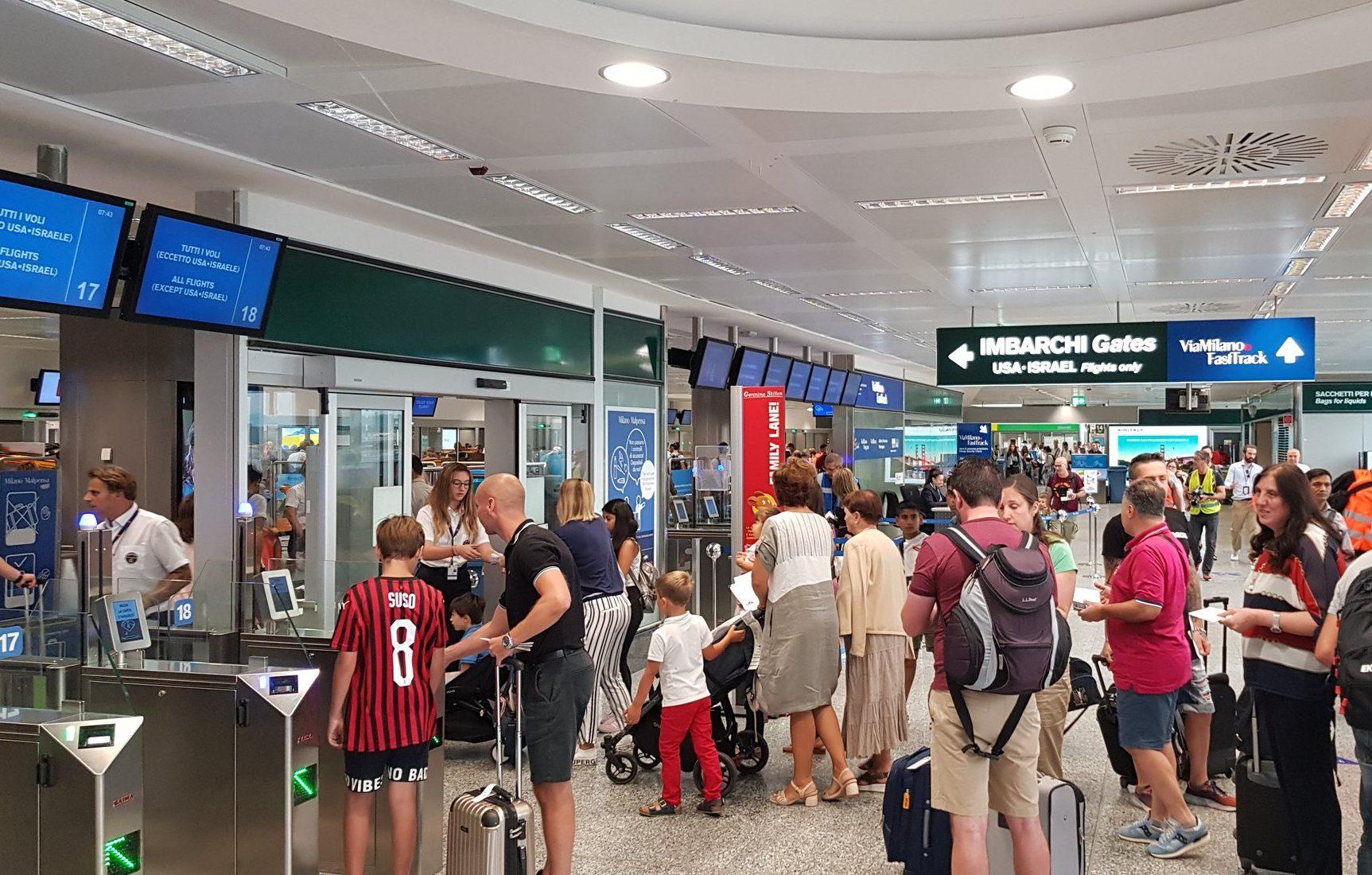 La Ue pronta a vietare l'ingresso ad americani, russi e brasiliani