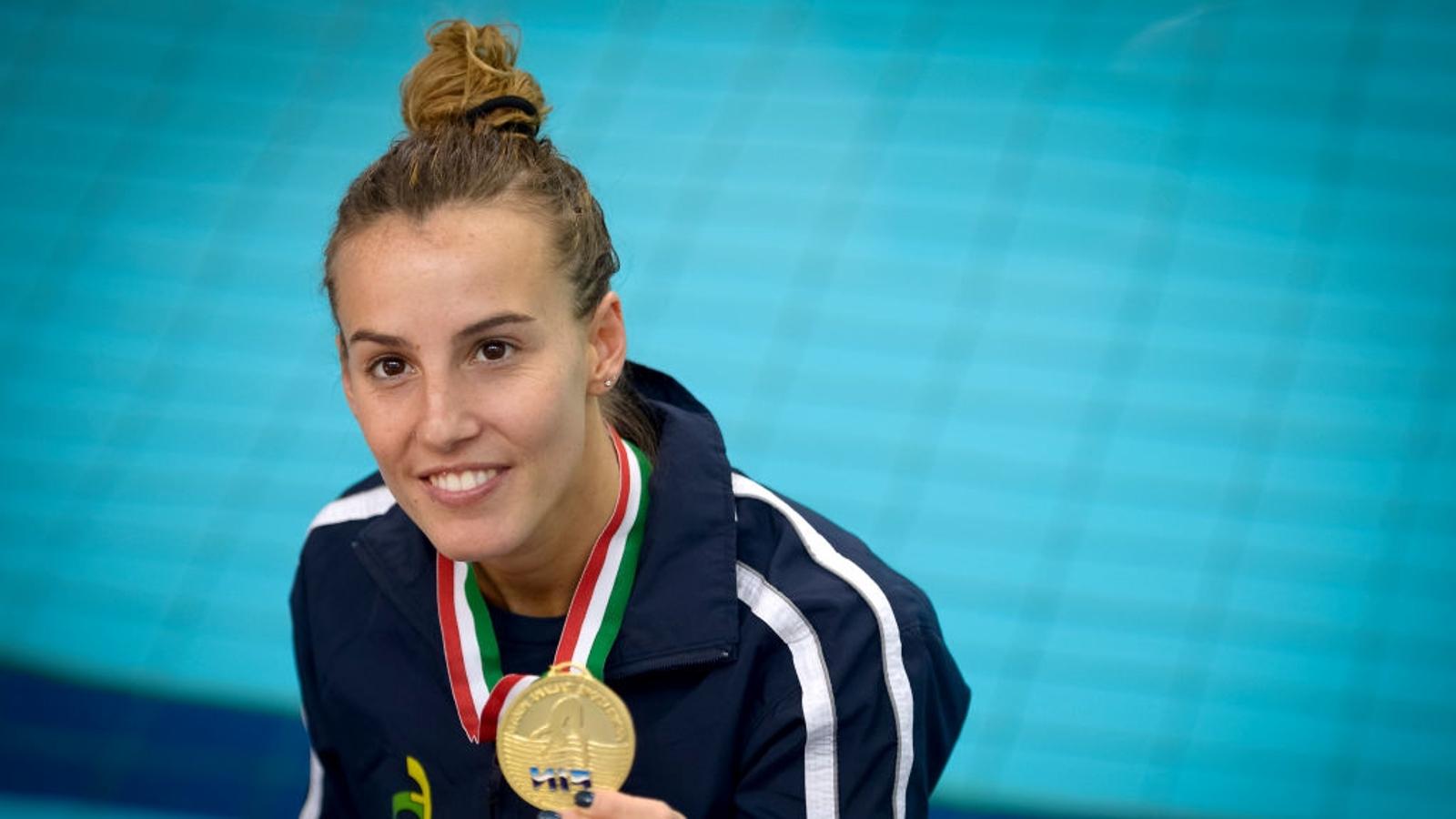 Tania Cagnotto di nuovo incinta annuncia il ritiro su
