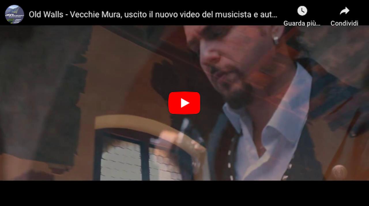 Old Walls Vecchie Mura Uscito Il Nuovo Video Del Musicista E Compositore Bolzanino Francesco Montanile La Voce Di Bolzano